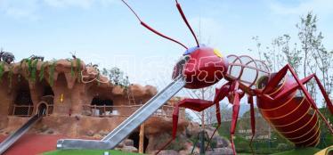 儿童you乐场设备-蚂蚁乐yuanxiang目