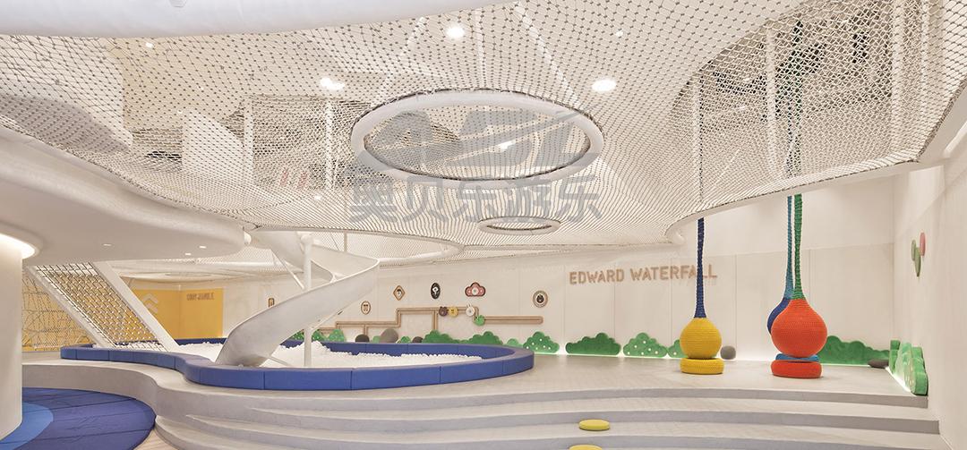 北京银泰中心商场er童中心-户外游乐场规划